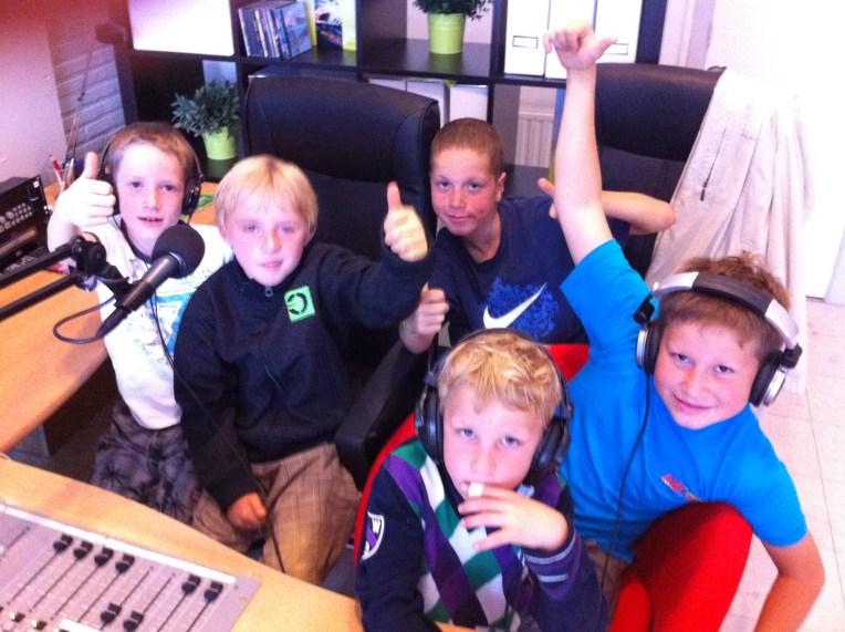 studio met kids